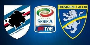 Sampdoria-Frosinone