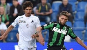 Sassuolo+Calcio+v+UC+Sampdoria+Serie+EaAXnqIYcrQl