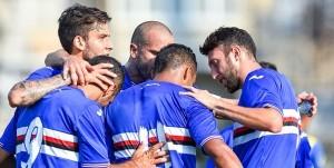 Sampdoria/Ritiro 2016-17 - Sampdoria-Chievo Verona (Amichevole)