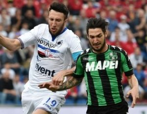 Sassuolo+v+UC+Sampdoria+Serie+QNV27LFa6sQl