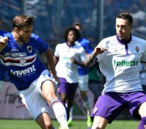 UC+Sampdoria+v+ACF+Fiorentina+Serie+-SJGIZQxxjLl