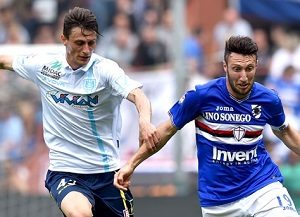 Serie A/Sampdoria-Chievo Verona