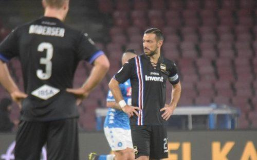 Наполи - Сампдория 3:0. Отчет матча